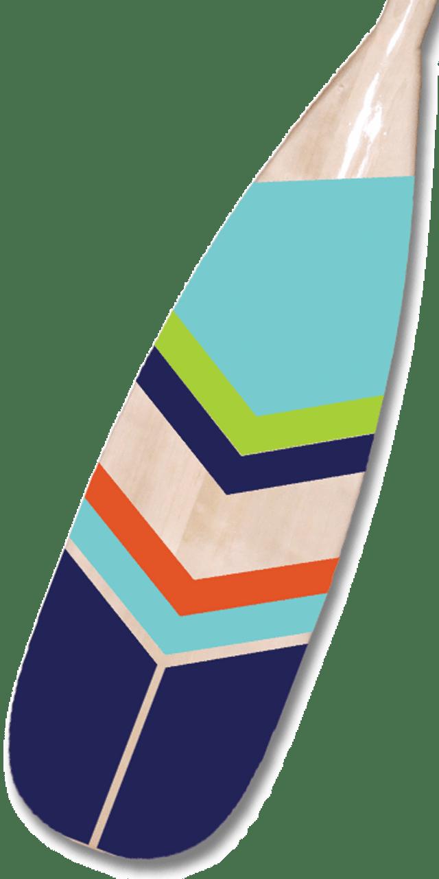 Georgian Bay Geometric Paddle
