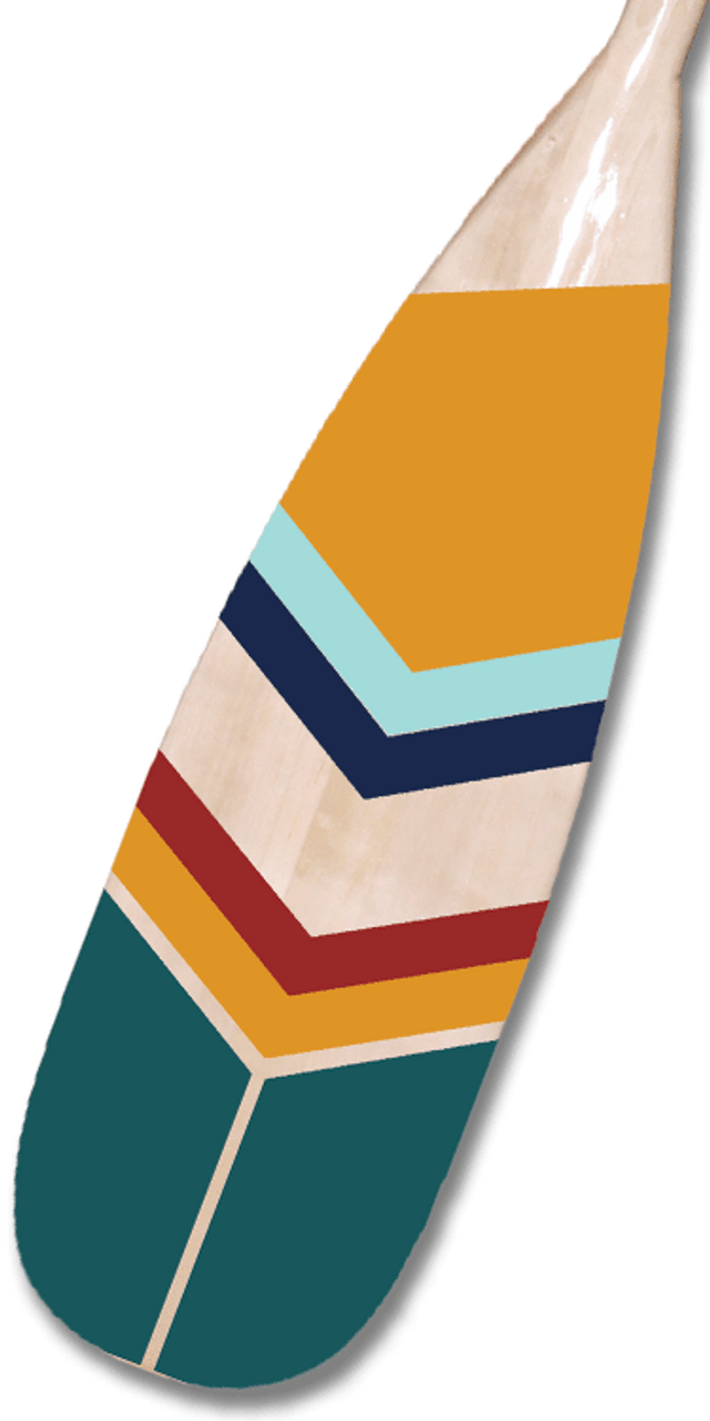Arizona Geometric Paddle