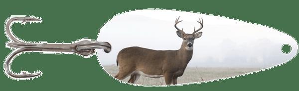 Deer Casting Spoon