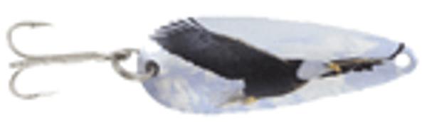 Bald Eagle Casting Spoon