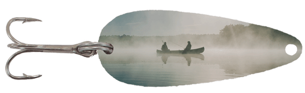 Canoe Casting Spoon