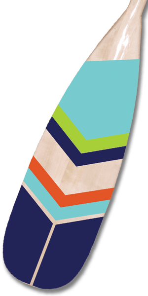 Georgian Bay Geometric Paddle