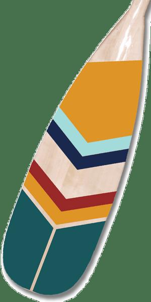 Arizona Geometric Paddle