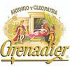 Antonio Y Cleopatra Grenadier Natural Dark