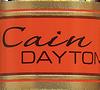 Cain Daytona 543 No.4