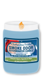 Smoke Odor Candles