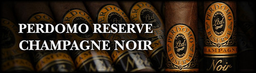 Perdomo Reserve Champagne Noir Super Toro
