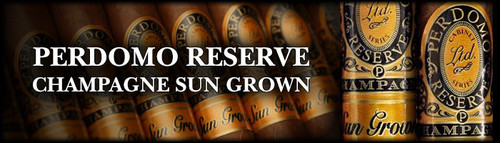 Perdomo Champagne Sun Grown Super Toro