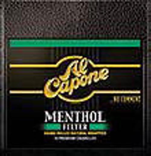Al Capone Menthol Filtered