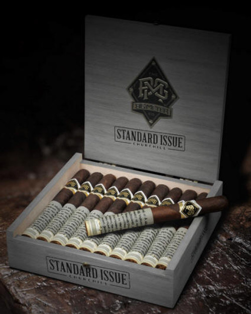 BG Meyer Standard Issue  Robusto