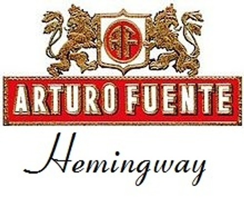 Arturo Fuente Hemingway Series Work of Art