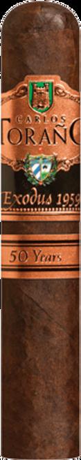 Carlos Torano Exodus 1959 50 Years Box Press