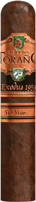 Carlos Torano Exodus 1959 50 Years Box Press