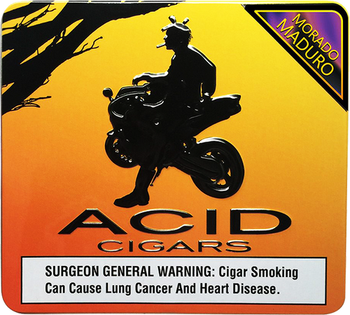 Acid Krush Purple Maduro Tins