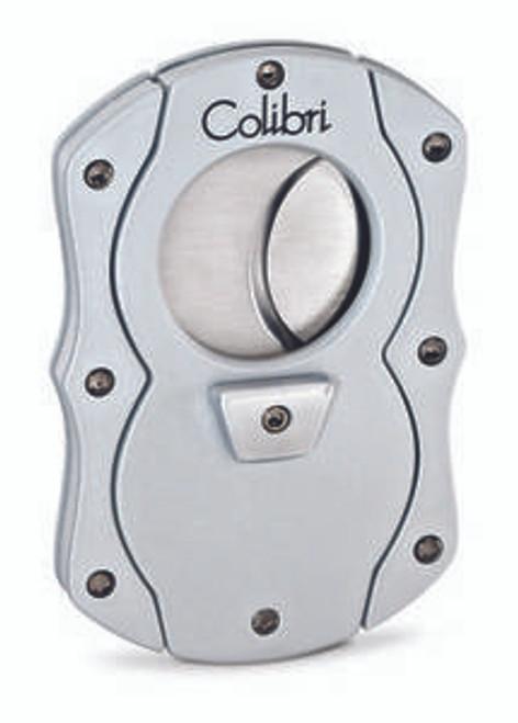 Colibri Cut Silver Cigar Cutter