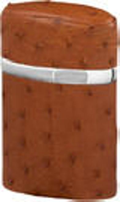 Brizard Triple Jet Ostrich Table Lighter