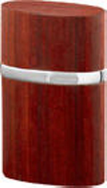 Brizard Triple Jet Padauk Table Lighter