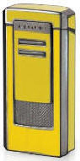 Lotus Commander Lighter  Yellow & Gunmetal