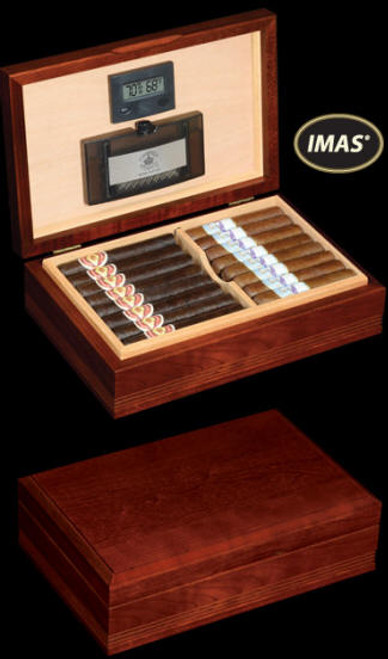 The Delaware Diamond Crown American Series Cigar Humidors