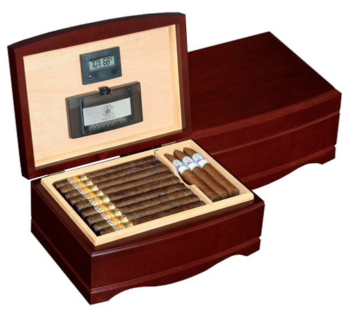 The Washington Diamond Crown American Series Cigar Humidors