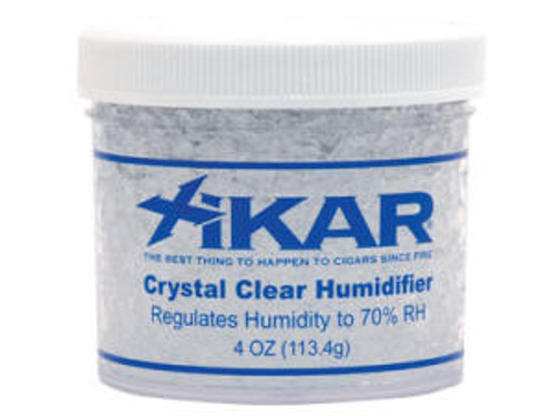 Xikar 4 Oz Crystal Jar