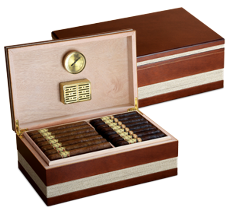 Craftsman's Bench Cigar Humidor Bungalow
