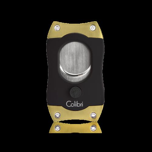 Colibri S-Cut Black+Gold Cutter