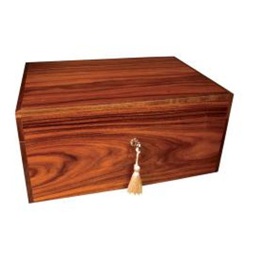 Savoy Executive Santos Rosewood Humidor (Medium)