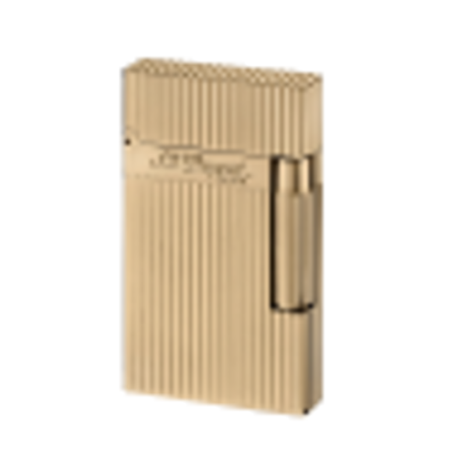 S.T. Dupont Ligne 2 Yellow Gold Finish Lighter