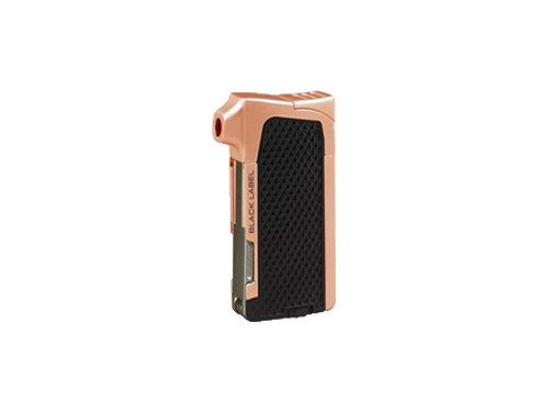 Lotus Condor Pipe Lighter Black & Copper