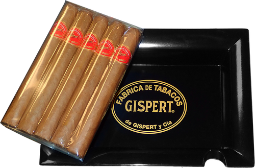 Gispert Toro Sampler with Ashtray