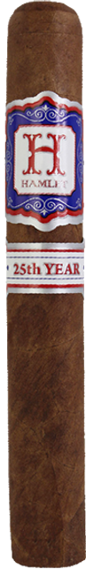 Hamlet 25th Year Robusto