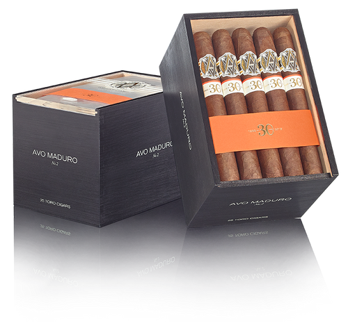 AVO Maduro 30 Years Piramides