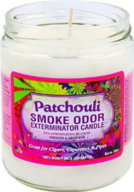 Smoke Odor Candle Patchouli