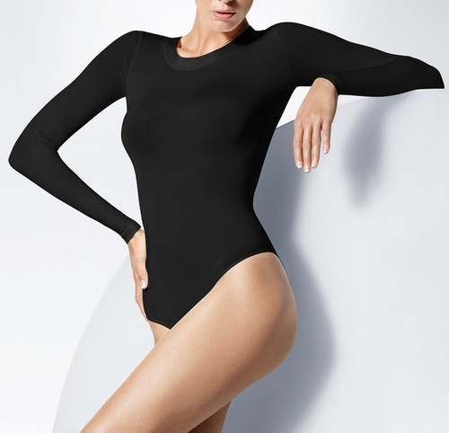 Berlin Bodysuit in Black