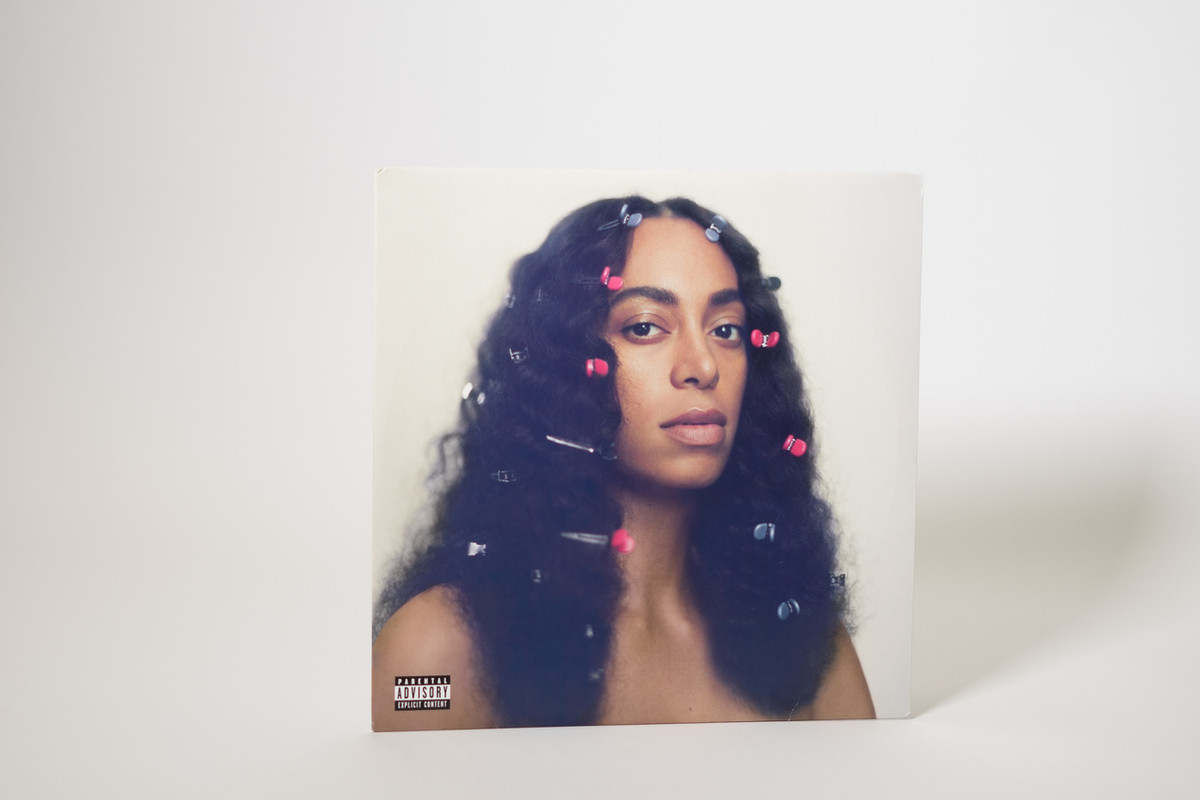 Solange - 'A Seat at the Table' Vinyl (SOLD OUT)
