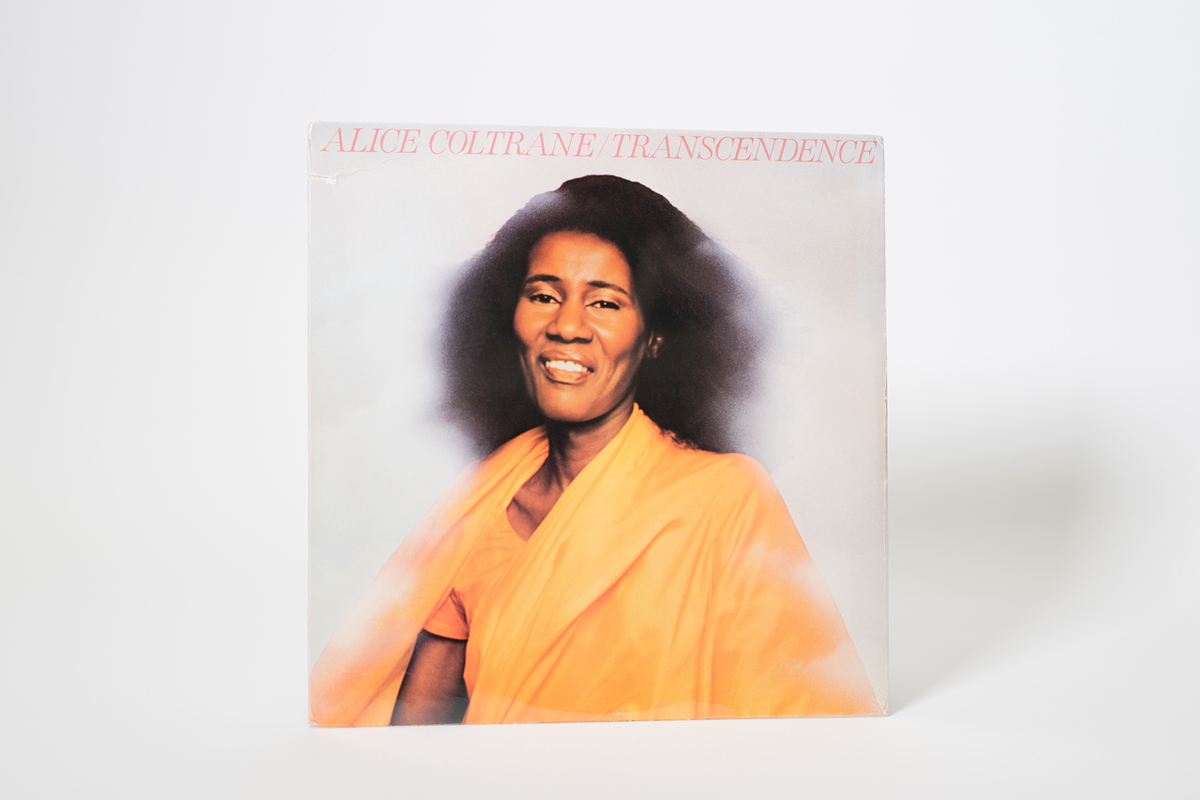 Alice Coltrane - 'Transcendence' Vinyl (Used) (SOLD OUT)