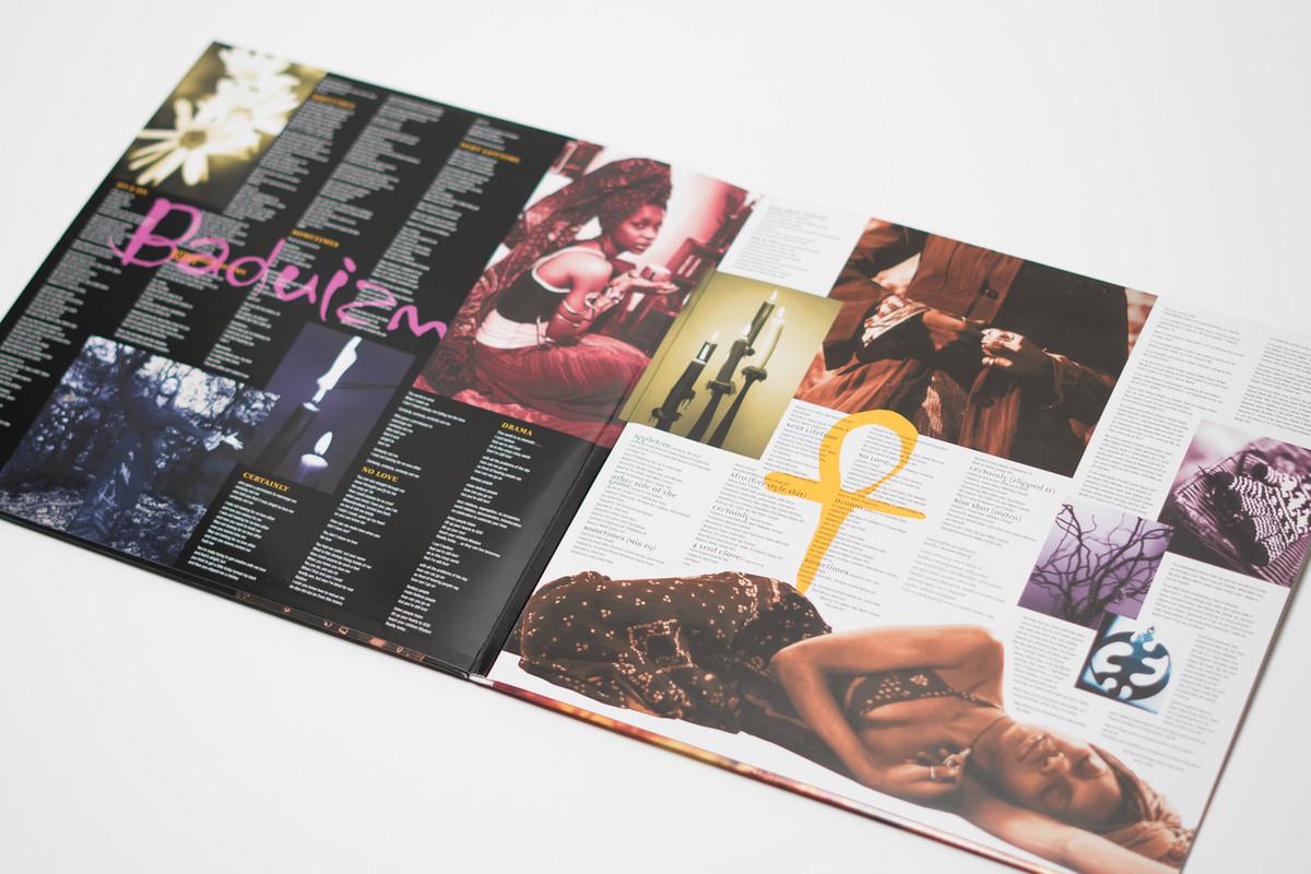 Erykah Badu - 'Baduizm' Vinyl (SOLD OUT)