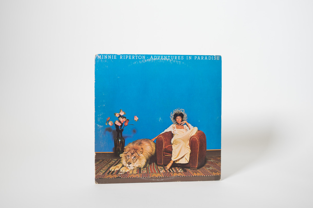 Minnie Ripperton - 'Adventures in Paradise' Vinyl (Used) (SOLD OUT)