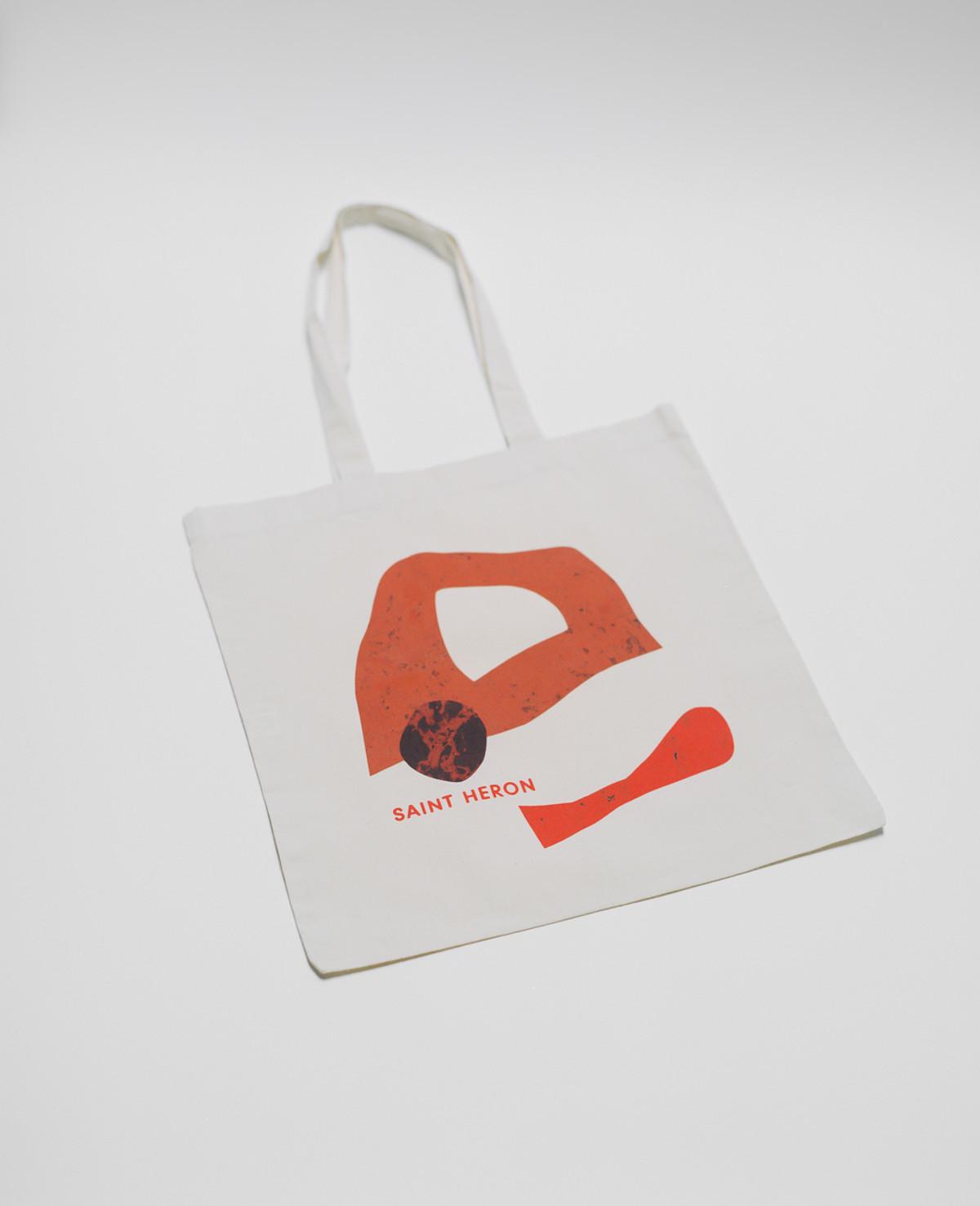 Saint Heron Tote Bag - Multi-Shape