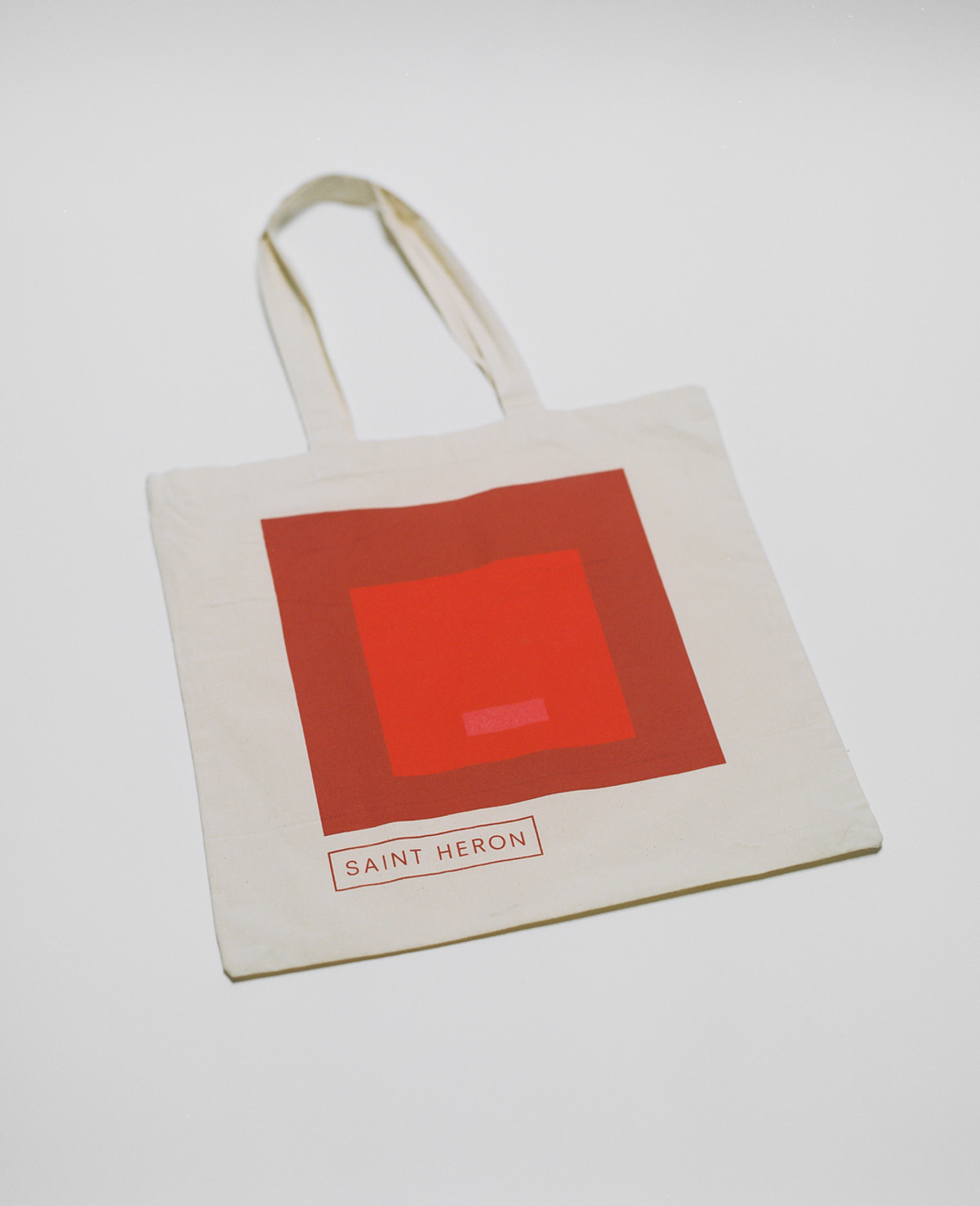 Saint Heron Tote Bag - Square (SOLD OUT)
