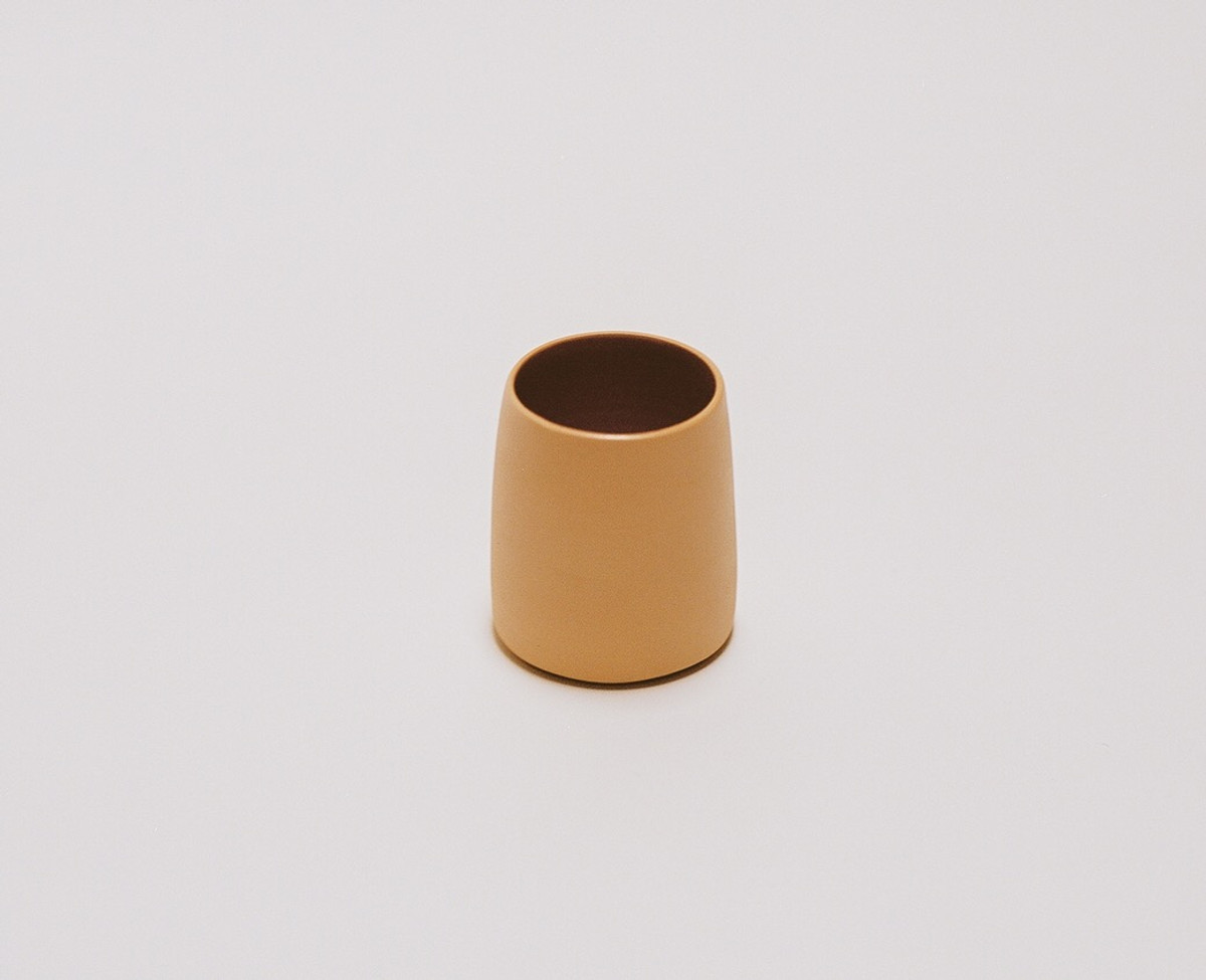 Saint Heron Ceramic Tumbler - Butterscotch (SOLD OUT)
