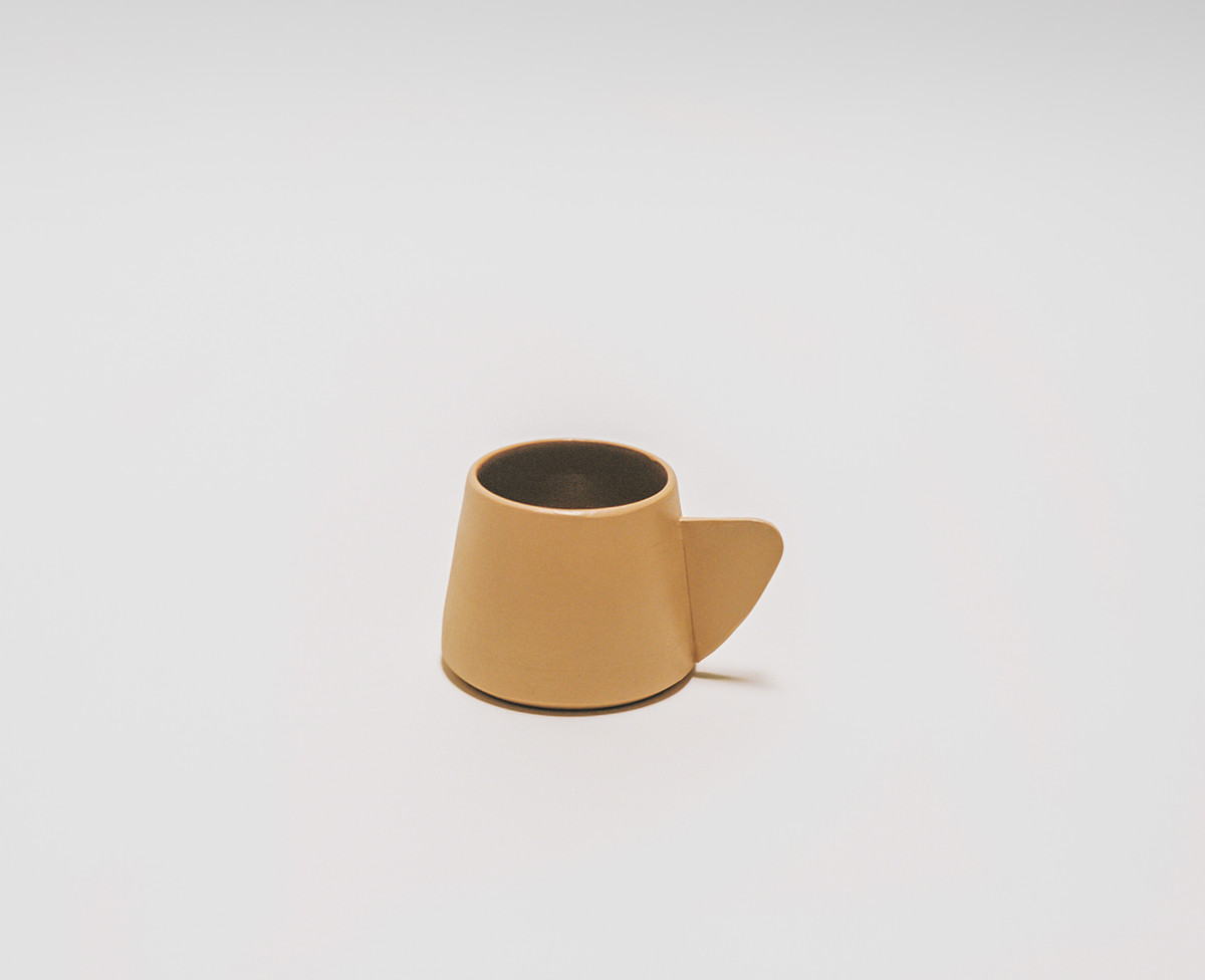Saint Heron Ceramic Mug - Butterscotch