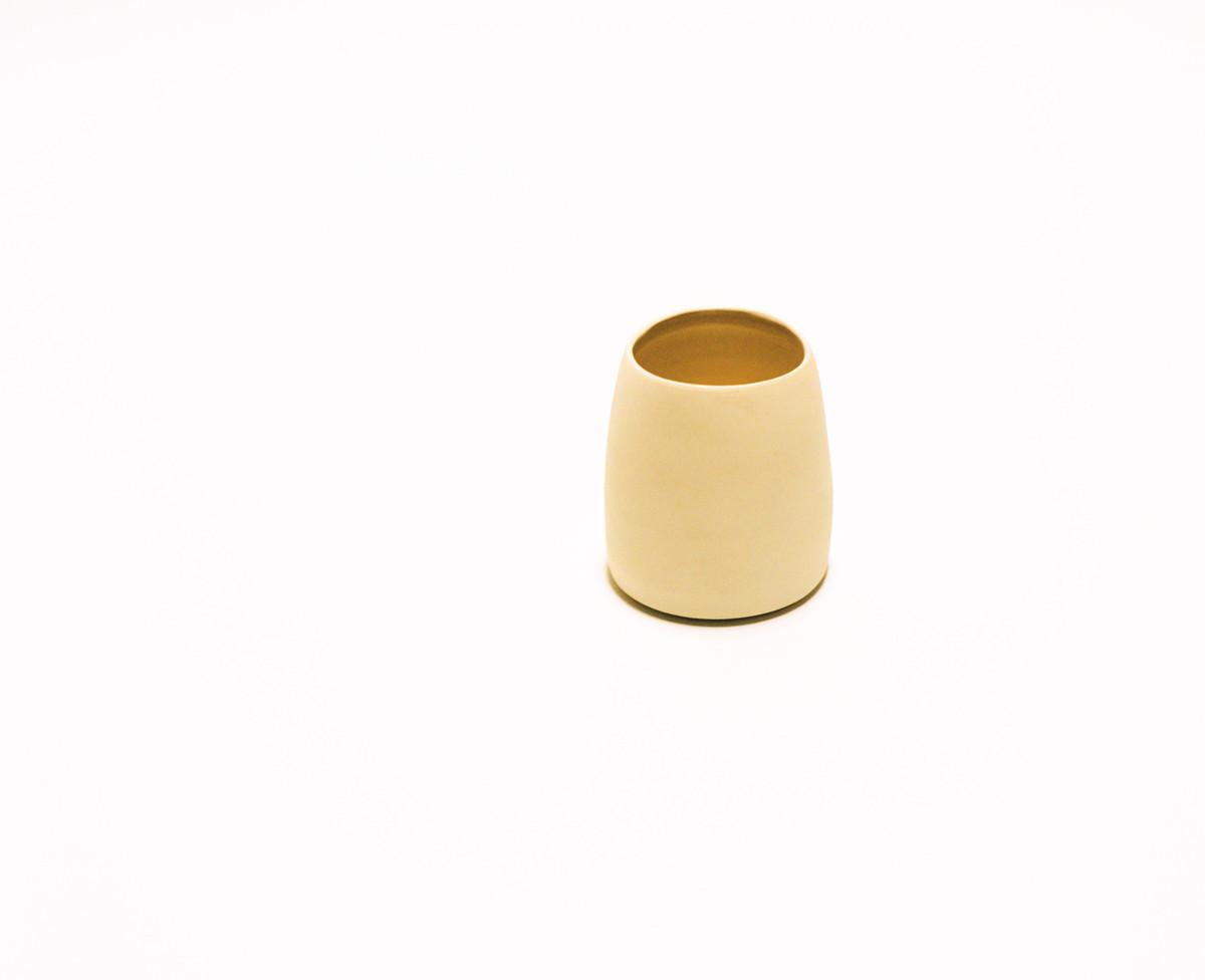 Saint Heron Ceramic Tumbler - Ivory