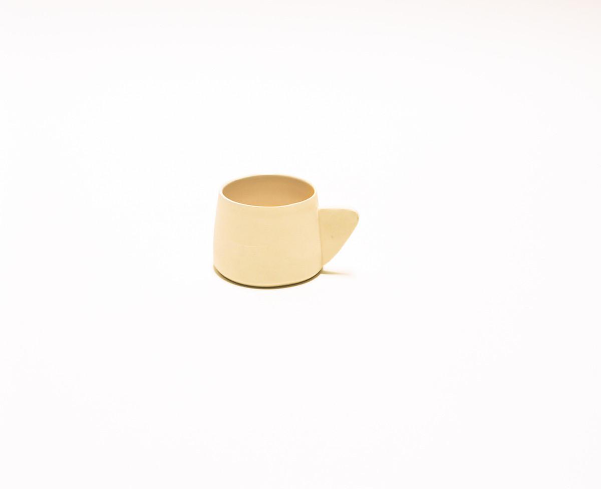 Saint Heron Ceramic Mug - Ivory