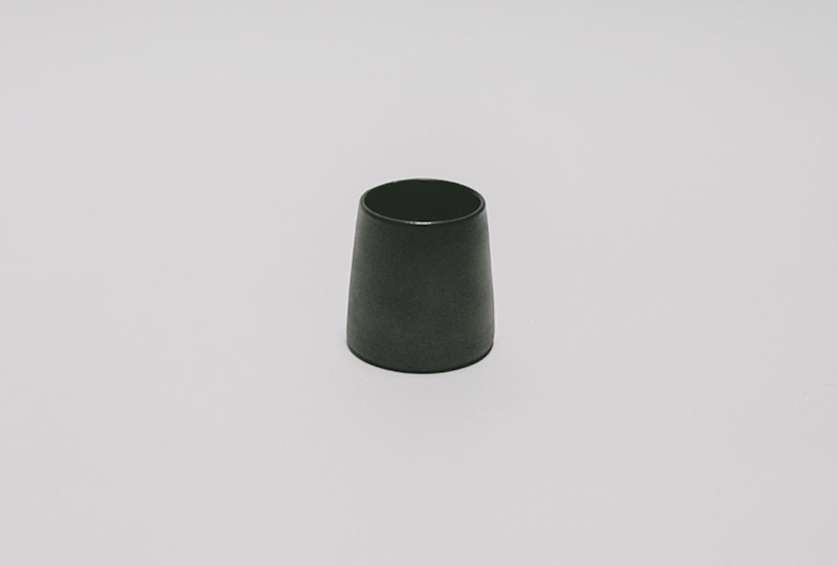 Saint Heron Ceramic Tumbler - Black