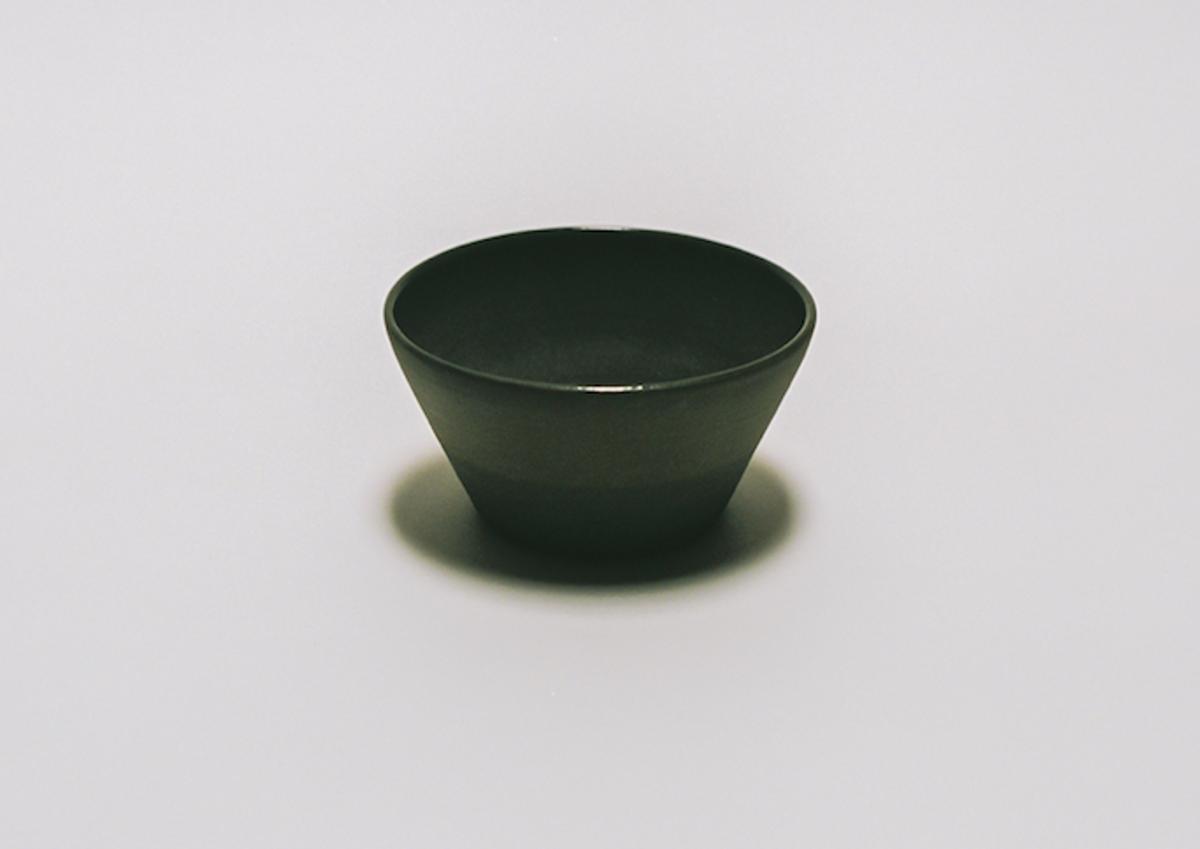 Saint Heron Ceramic Bowl - Black