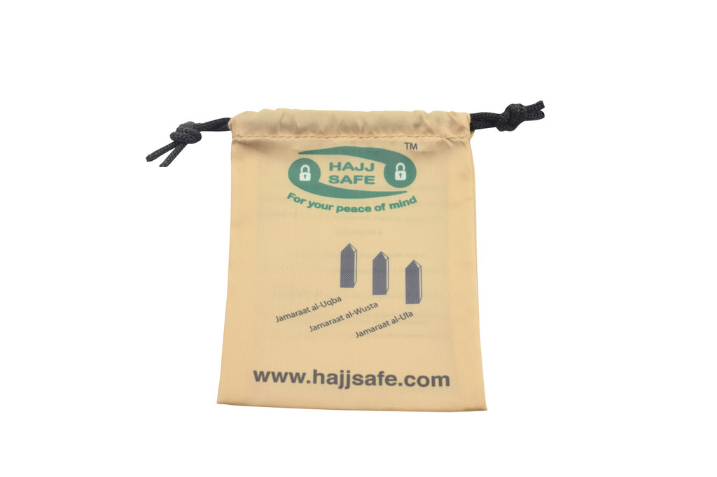 Jamarat - Stone/Pebble Bag - Pack of 2