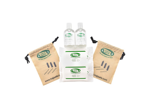 East Essence - Hajj Safe Unscented Kit