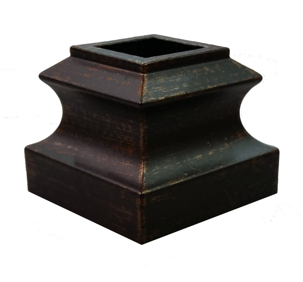 Oil-Rubbed Bronze flat shoes